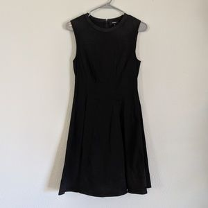 Theory Dress Black 8